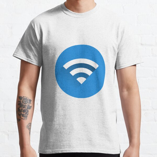 Wireless Internet access Classic T-Shirt