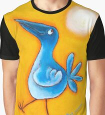 Happy bird in the sunshine Graphic T-Shirt