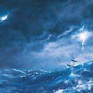 Struck by Lightning (Linkless) (50 prints!) by orioto