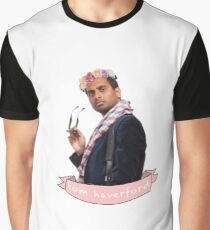 Tom Haverford Graphic T-Shirt