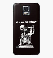 I am not a robot Case/Skin for Samsung Galaxy