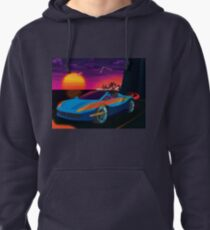 Sunset Drive Pullover Hoodie