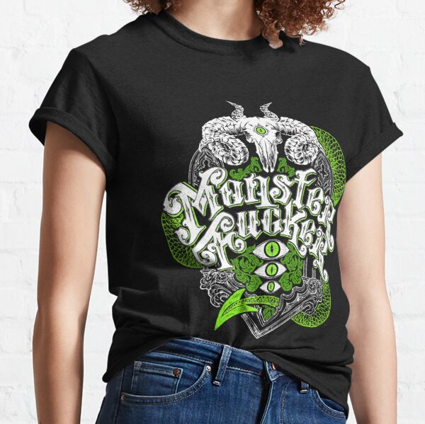 Monster Fucker MALACHITE Classic T-Shirt