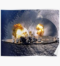 Bring Back The BattleShips Poster