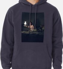 Never Alone Again Pullover Hoodie