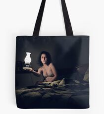 Never Alone Again Tote Bag
