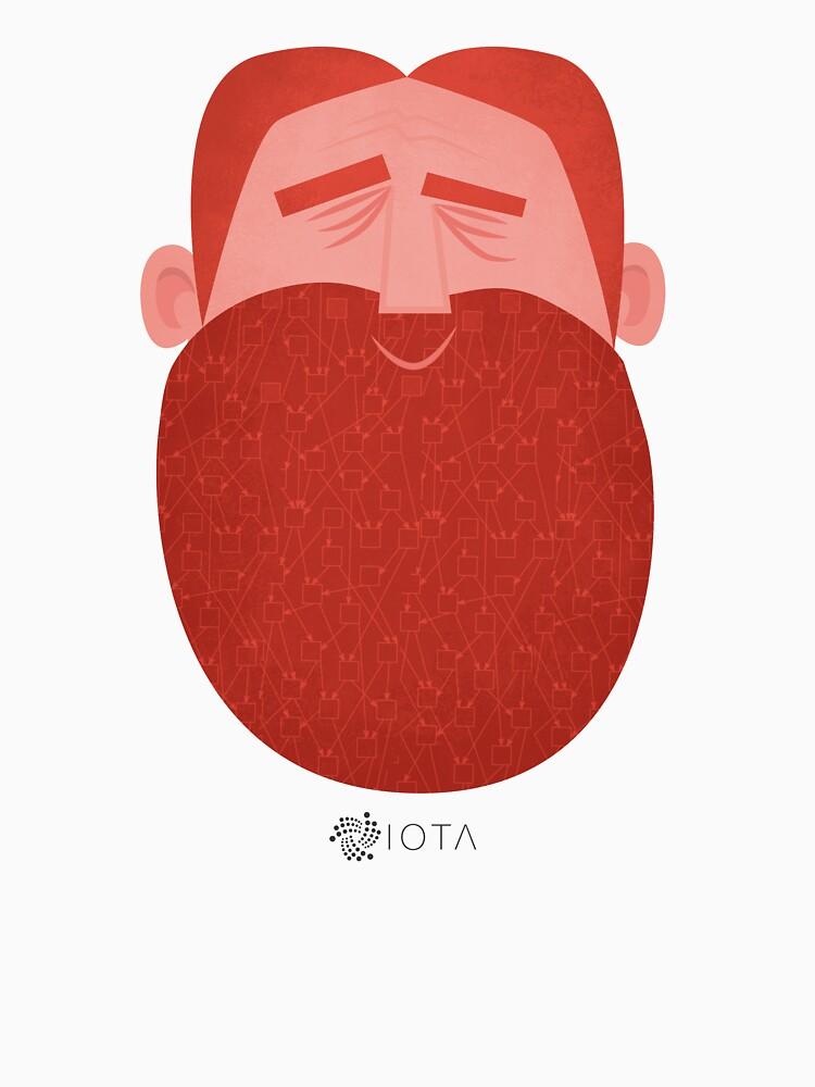 IOTA - David's Beard by amirabouroumie
