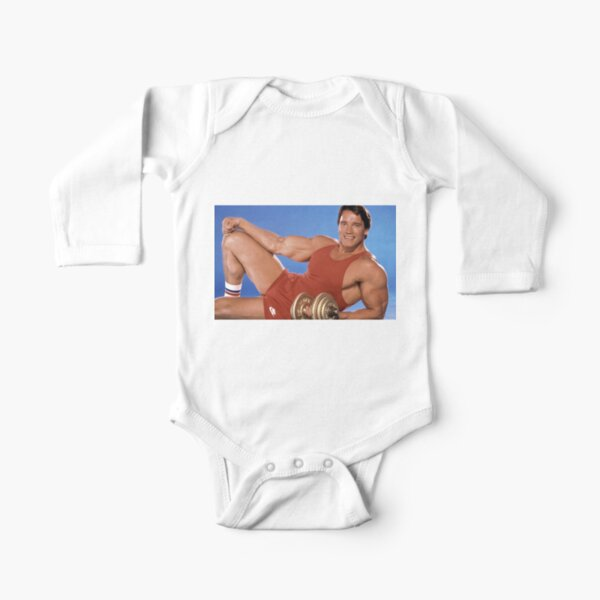 Arnold Long Sleeve Baby One-Piece