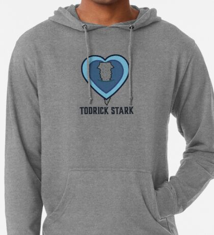 Todrick Stark Lightweight Hoodie