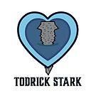 Todrick Stark by wikirascals