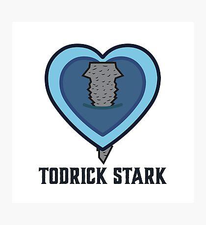 Todrick Stark Photographic Print