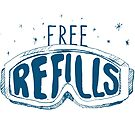 Free Refills by MountainsInMind