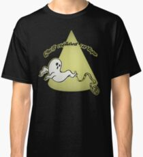 Real Ghost captured on tape! Classic T-Shirt