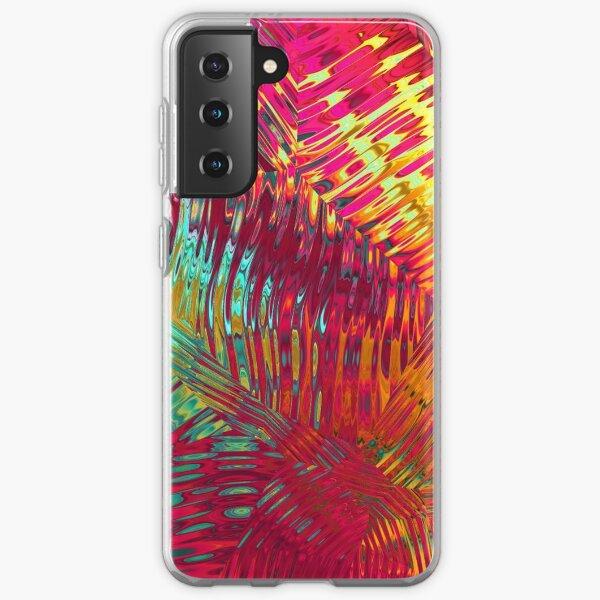 Glassy Colors Samsung Galaxy Soft Case