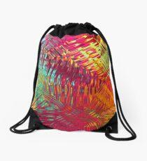 Glassy Colors Drawstring Bag