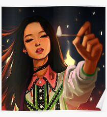 Blackpink Playing With Fire Posters Redbubble