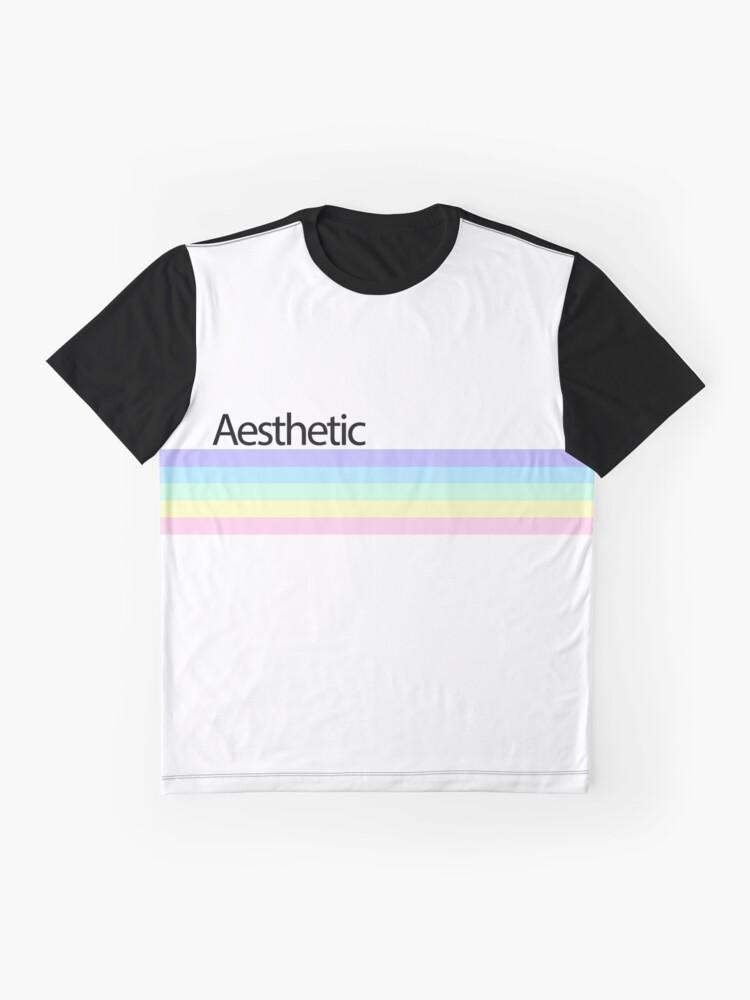Vista alternativa de Camiseta gráfica Polaroid Aesthetic