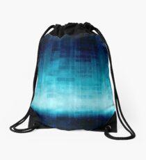 Get the Blues! Drawstring Bag