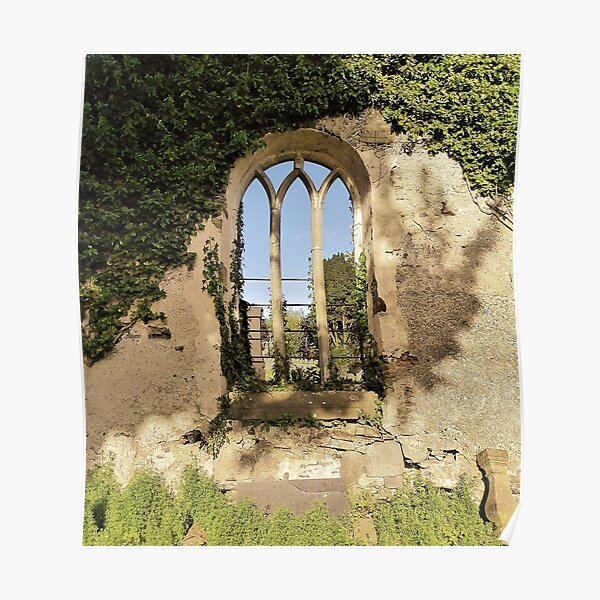 The Arched Window Poster