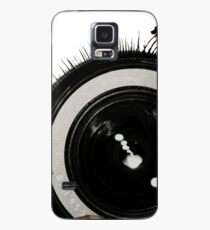 Beauty Canon Lens  Case/Skin for Samsung Galaxy