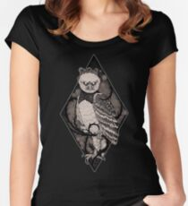 Harpy Eagle Women's Fitted Scoop T-Shirt