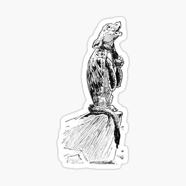 The Mock Turtle Sticker