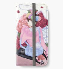Buns and Roses iPhone Wallet/Case/Skin