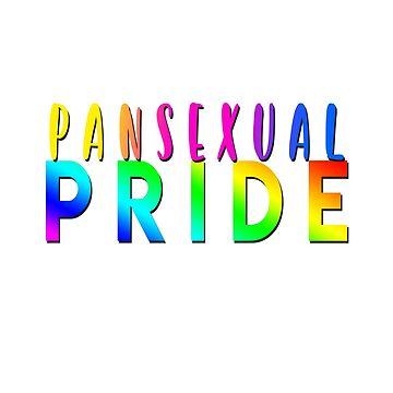 Pansexual Pride Pride Month Design by snorkle