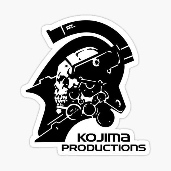 Kojima Productions® - Logo Sticker