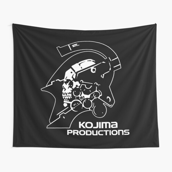 Kojima Productions® - Logo Tapestry