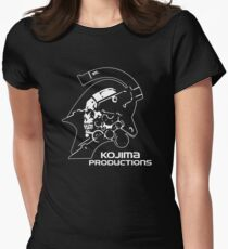 Kojima Productions® Women's Fitted T-Shirt