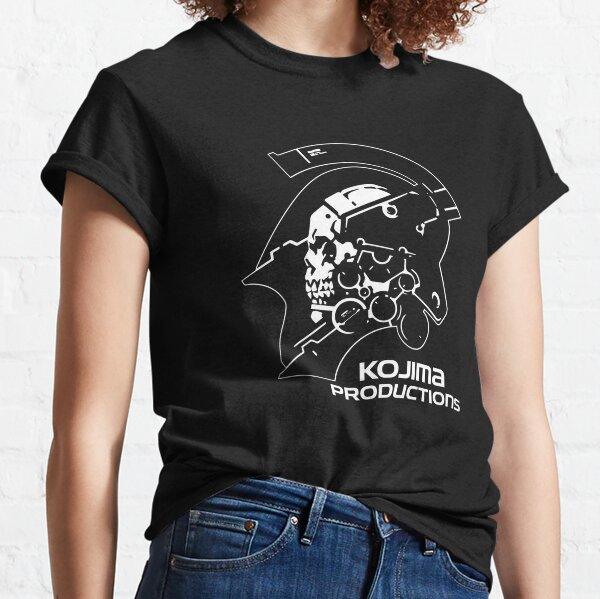 Kojima Productions® - Logo Classic T-Shirt