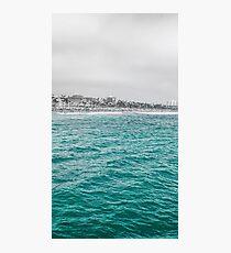 California Ocean Photographic Print