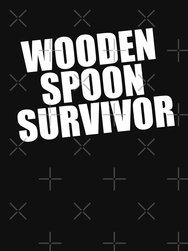 Wooden Spoon Survivor for men and women by clintoss