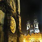 Czech Churches or Disney Castles? by Hallie Duesenberg