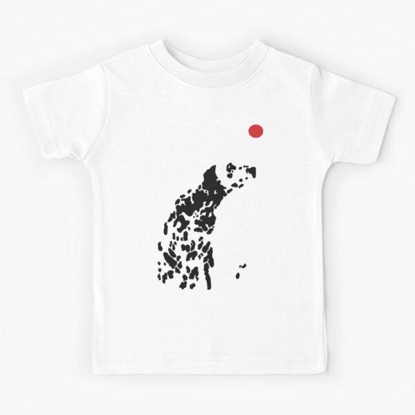 Dalmation off-duty Kids T-Shirt