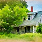 Forgotten Home by kenmo