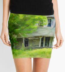 Forgotten Home Mini Skirt