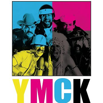It's fun to play with the...Y.M.C.K! by schytsoframe