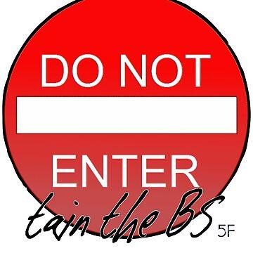 DO NOT ENTERTAIN by emo-enlightened