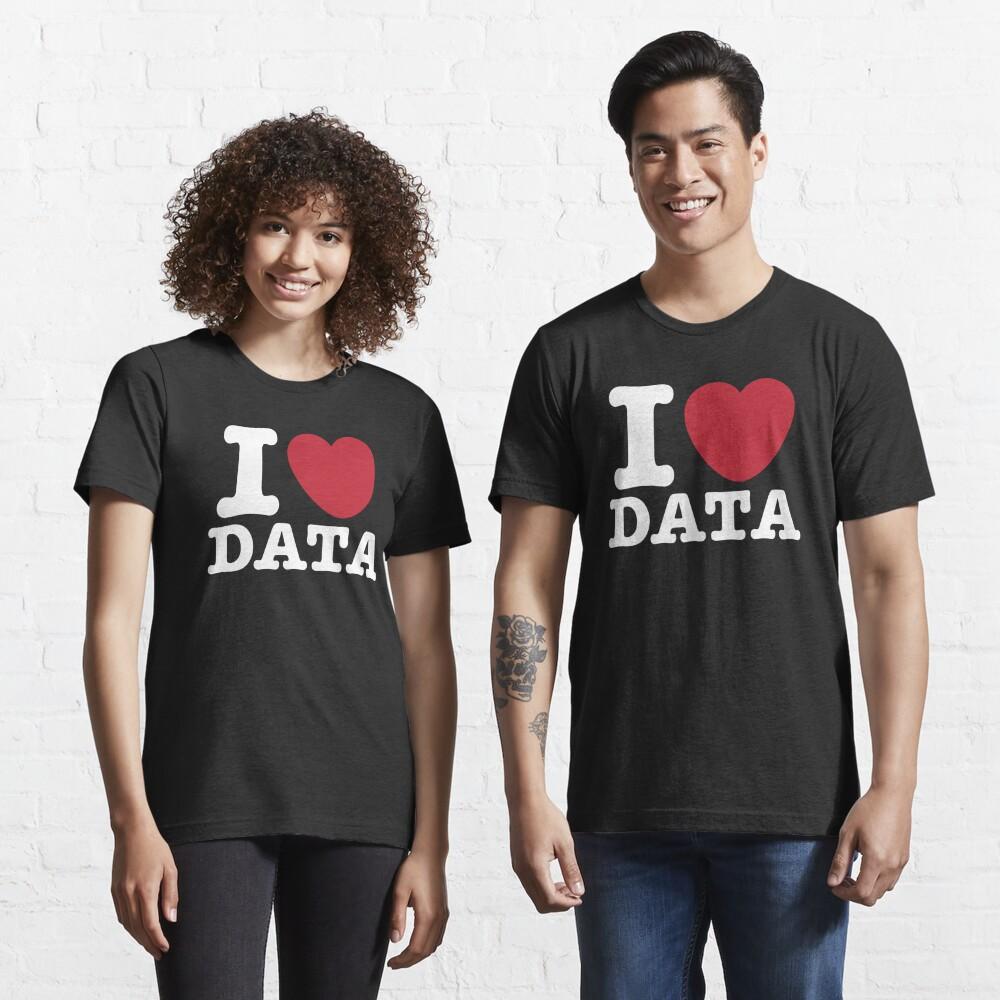 I Heart Data Essential T-Shirt