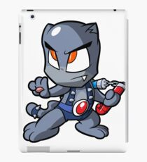 Thundercats Chibi Panthro iPad Case/Skin