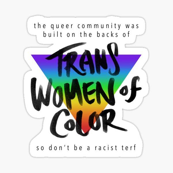 Women of Color Sticker