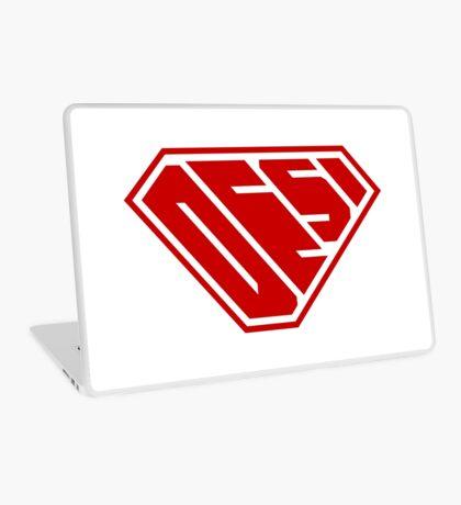 Desi SuperEmpowered (Red) Laptop Skin