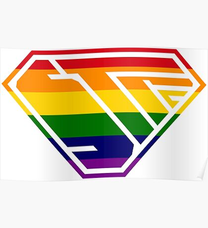 STPC SuperEmpowered (Rainbow) Poster