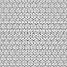 What The Yuck | Futuristic Fashion | Big Sacred Geometry Pattern Print (High Quality) by FreshThreadShop