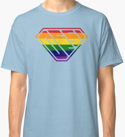 Desi SuperEmpowered (Rainbow) Classic T-Shirt
