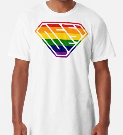 Desi SuperEmpowered (Rainbow) Long T-Shirt