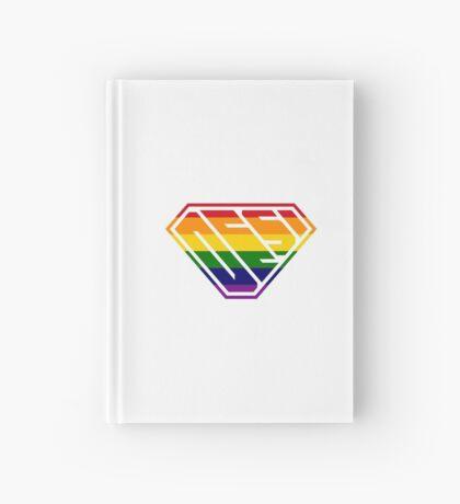 Desi SuperEmpowered (Rainbow) Hardcover Journal