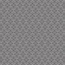 Circles That Make Diamonds | Futuristic Fashion | Big Sacred Geometry Pattern Print (High Quality) by FreshThreadShop